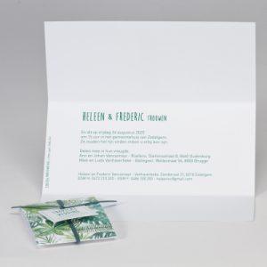 trouwkaart 108.054 bestellen bij de familiedrukker.nl