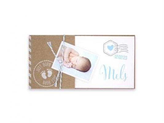 Geboortekaartjes bestellen met foto 66.586, super mooi. Eerst een proef thuisgestuurd.